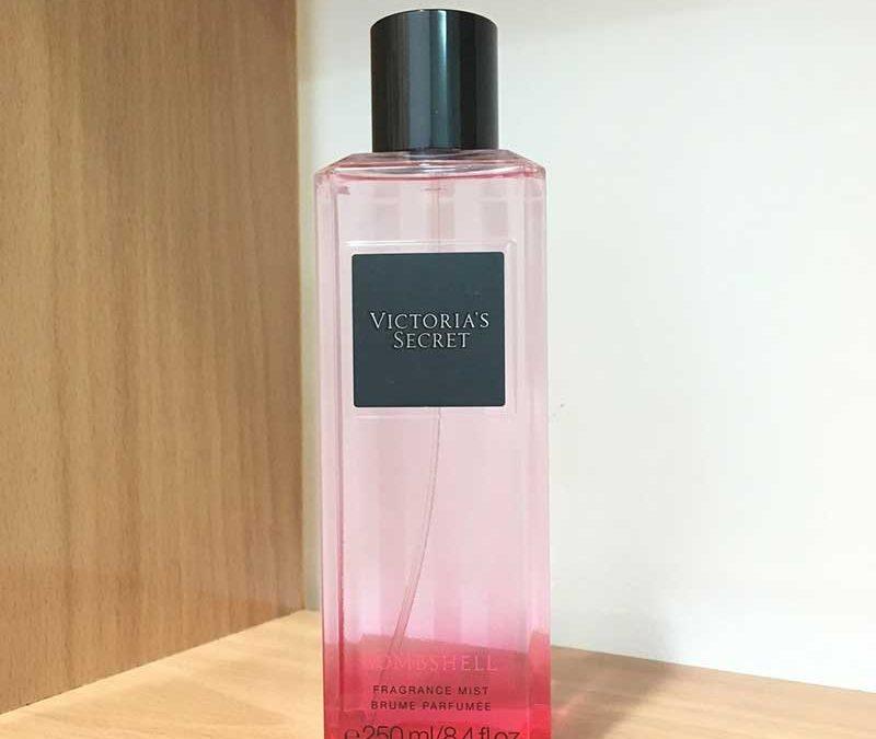 Nước hoa toàn thân BOMSHELL Fragrance Mist – Victoria's Secret 250ml