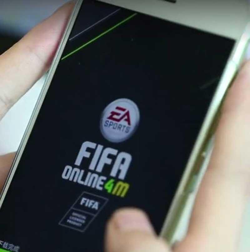 Fifa Online 4 Mobile Cho Phép Người Dùng Điều Khiển Cầu Thủ