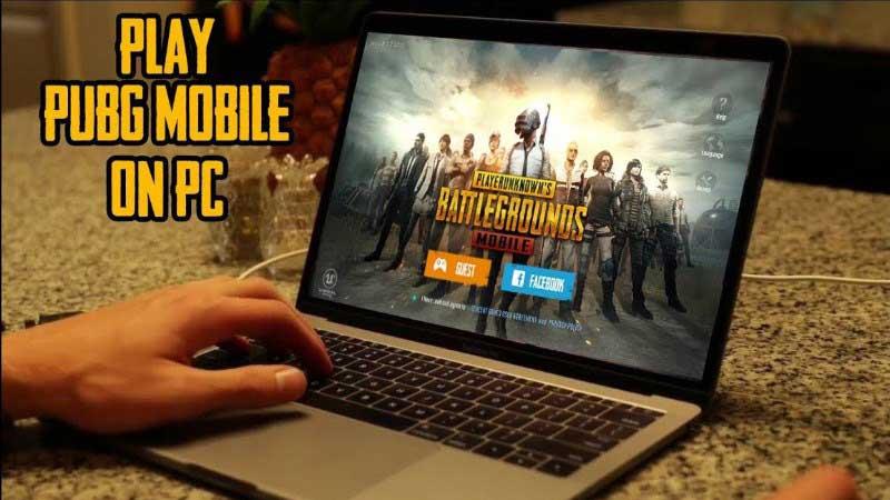 Hướng dẫn cách tải và chơi pubg mobile trên pc mới nhất