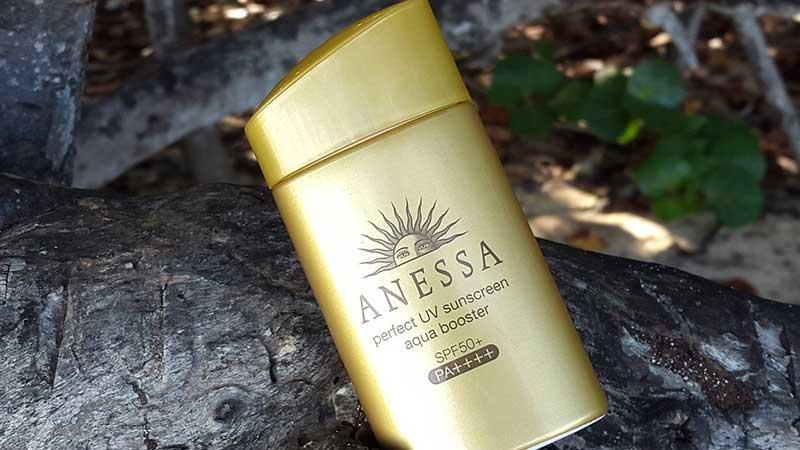 Kem chống nắng Anessa Perfect UV Sunscreen SPF 50+ PA++++ (chai 20ml)