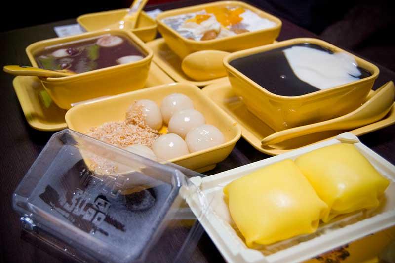 Những món ăn vặt nổi tiếng ở Hong Kong