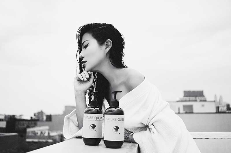 [Review] Đánh giá dầu gội ngăn rụng tóc Nature Queen hiệu quả sau 1 tuần