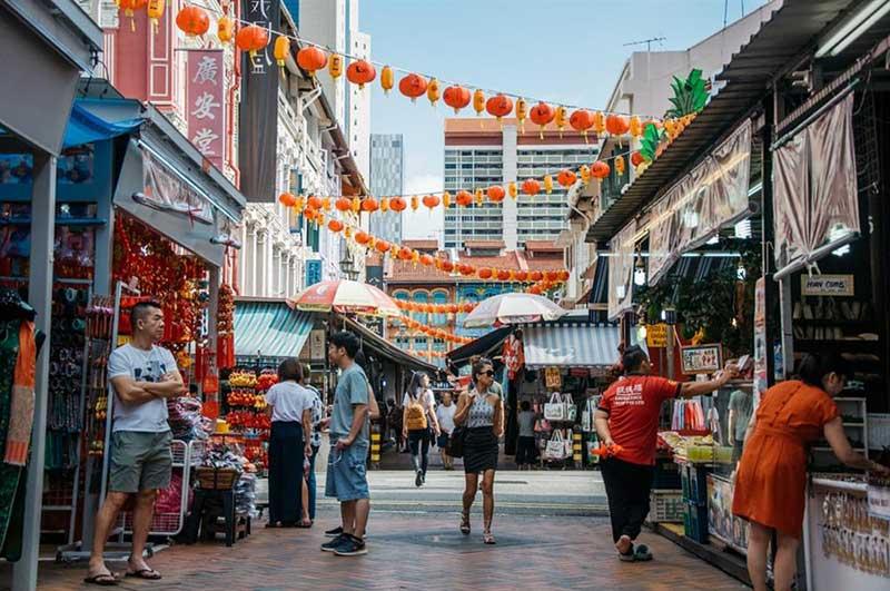 5 địa điểm ăn uống nổi tiếng cho khách du lịch Singapore