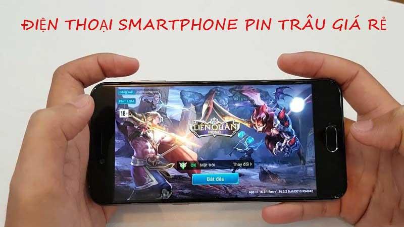 Top 10 Điện Thoại Smartphone Pin Trâu Giá Rẻ Nhất Hiện Nay Dành Cho Game Thủ