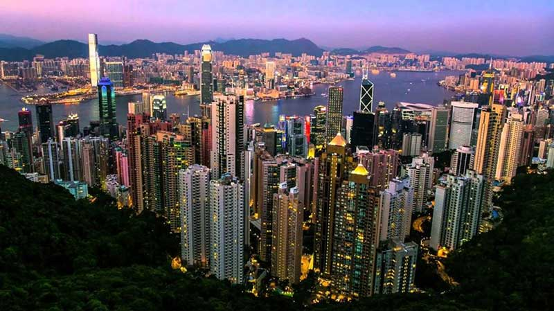 Địa điểm selfie hoàn hảo nhất Hong Kong