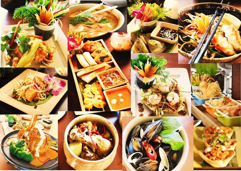 Thưởng thức các món đặc sản nổi tiếng ở Thái Lan