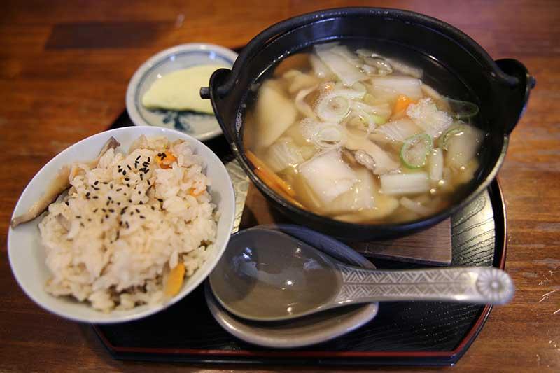 Món ăn Nhật Tohoku