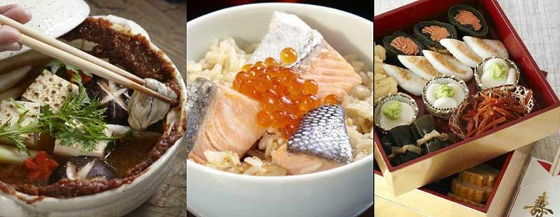 8 món ăn lạ miệng và hấp dẫn của vùng Tohoku Nhật