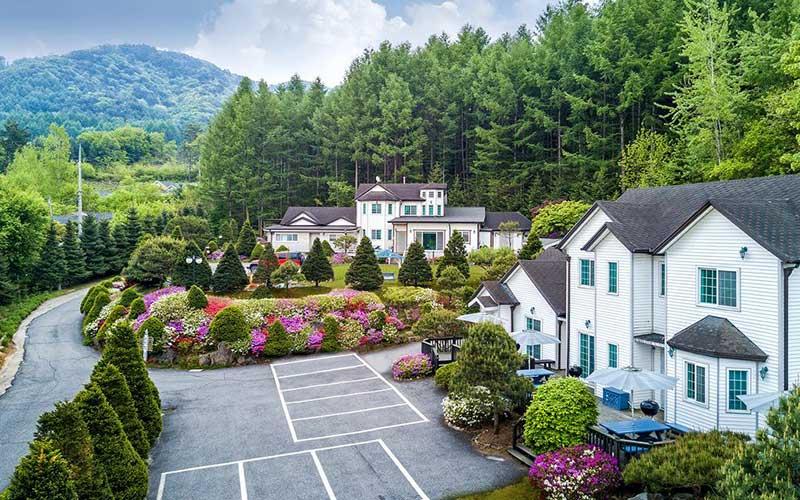 Khách sạn độc lạ ở Hàn Quốc