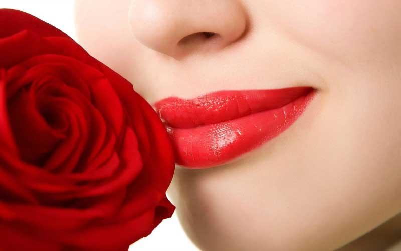 son môi không chì