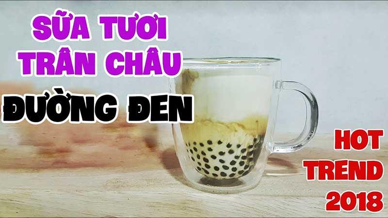 Top 10+ quán sữa tươi trân châu đường đen ngon nhất tại TP.HCM