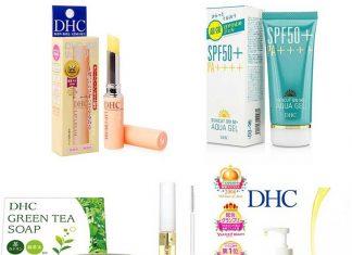 5 loại mỹ phẩm DHC được nhìu người dùng nhất