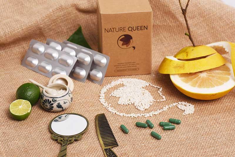 Viên uống mọc tóc Nature Queen – thương hiệu chăm sóc tóc hàng đầu Việt Nam