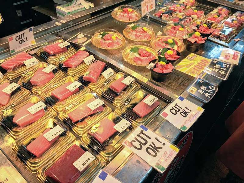 Khám phá Tsukiji: Chợ hải sản lớn nhất thế giới