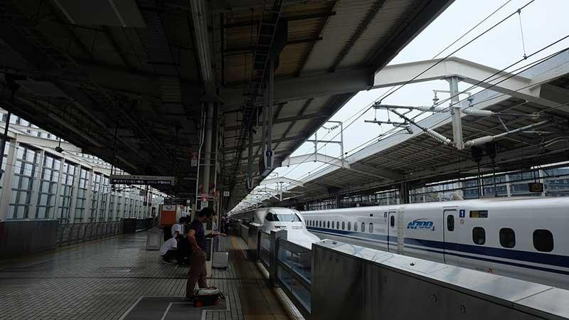 Nhà ga Kyoto Nhật Bản