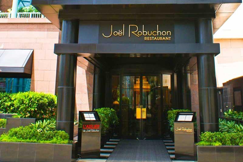 Nhà hàng đẳng cấp tại Resorts World Sentosa Singapore