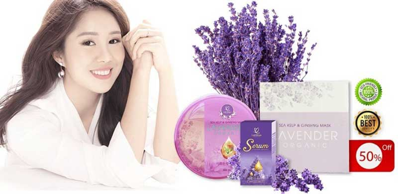 Đánh Giá Serum Lavender Organic Có Tốt Không? Giá Bao Nhiêu? Mua Ở Đâu?