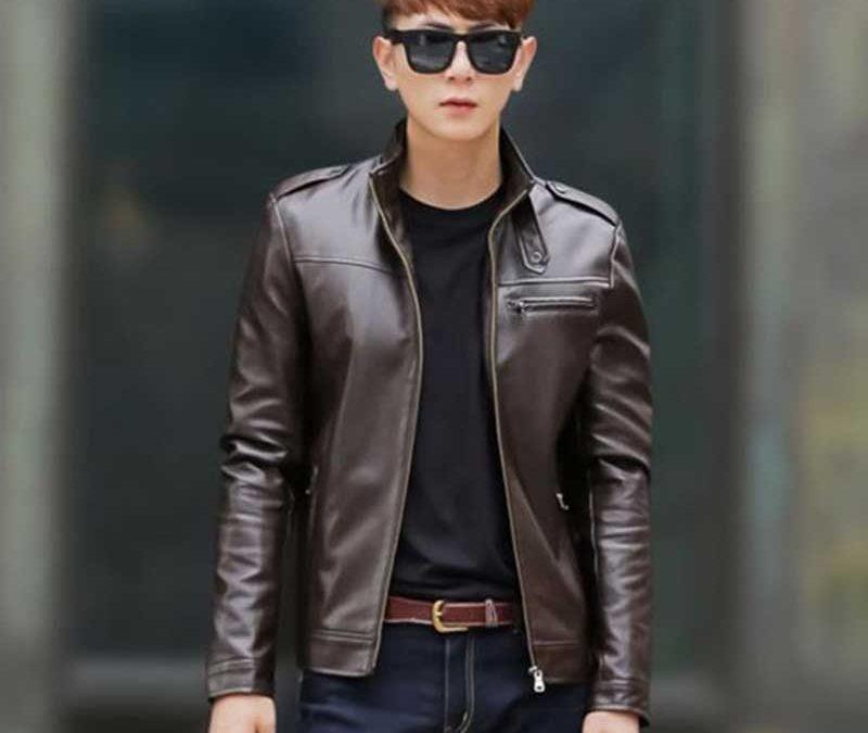 Top 10 mẫu áo khoác da nữ Hàn Quốc tốt nhất hiện nay