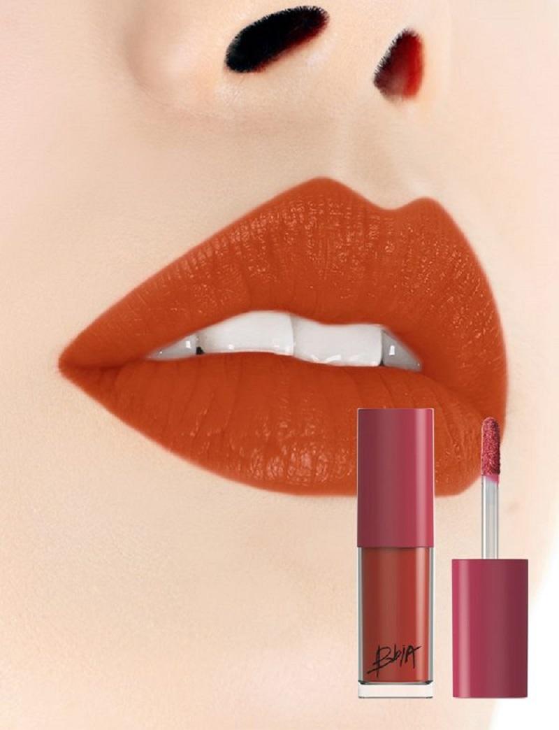 Top 10 son môi màu cam đất vừa đẹp vừa chất