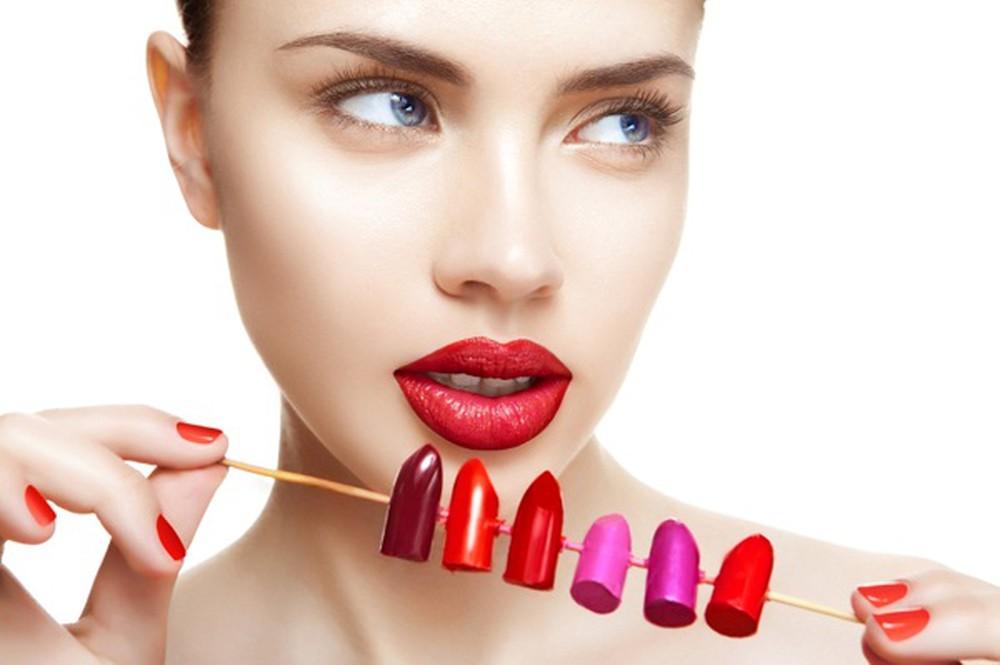 Top 10 màu son môi được ưa chuộng nhất hiện nay