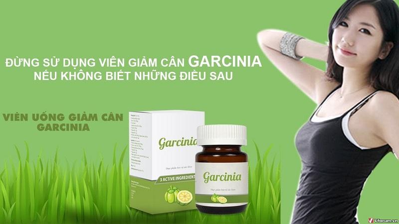 Thuốc giảm cân GARCINIA – Đừng dại uống khi chưa tìm hiểu