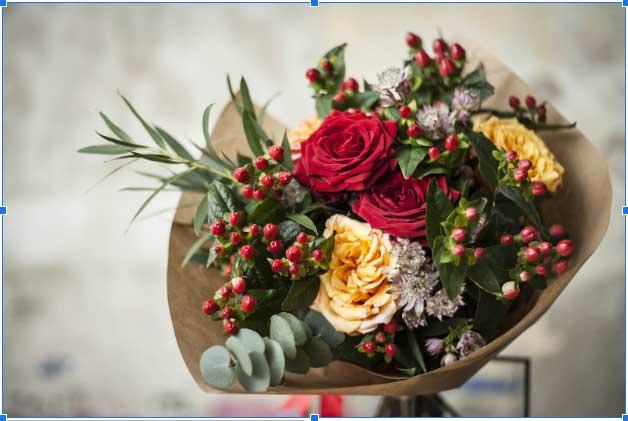 Cửa hàng hoa tươi Florists – Hãy để hoa thay lời muốn nói
