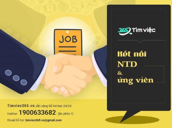 Cơ hội tìm việc hiệu quả, thành công với Timviec365.vn, bạn đã thử?