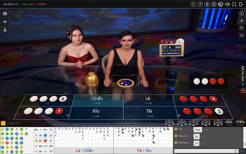 Đánh giá game xóc đĩa online tại kubet