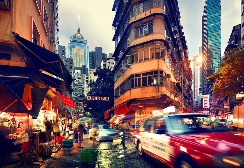 Điểm danh 5 địa điểm selfie hoàn hảo nhất Hong Kong