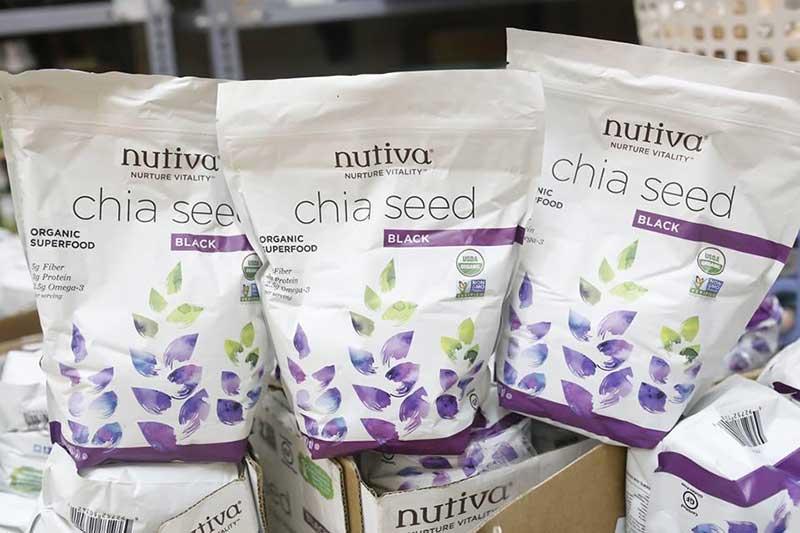 Review về hạt chia Mỹ thương hiệu Nutiva