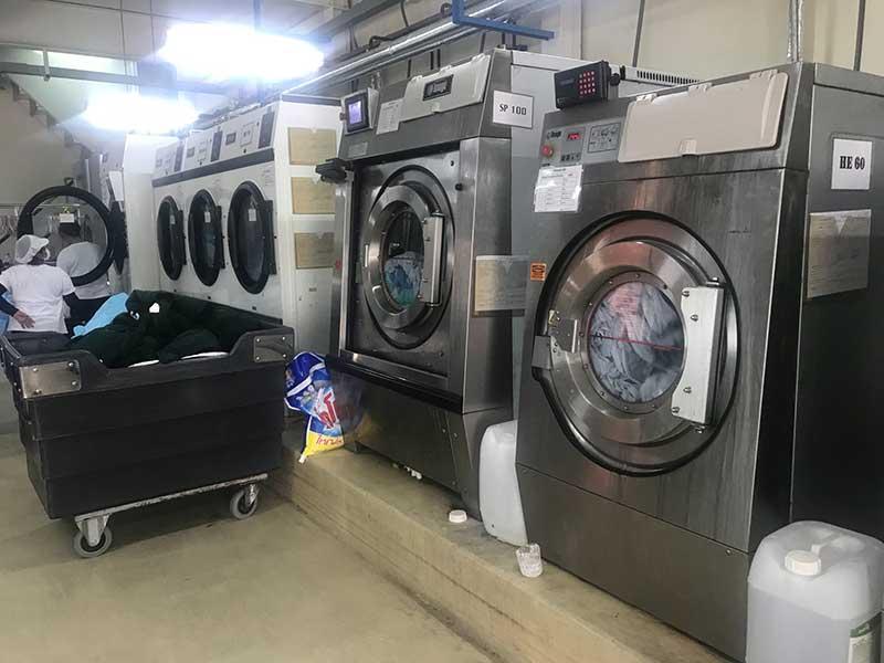 Bảng báo giá máy giặt công nghiệp các loại