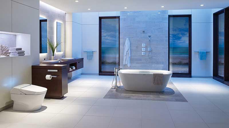 5 tiêu chí để chọn lựa thiết bị phòng tắm