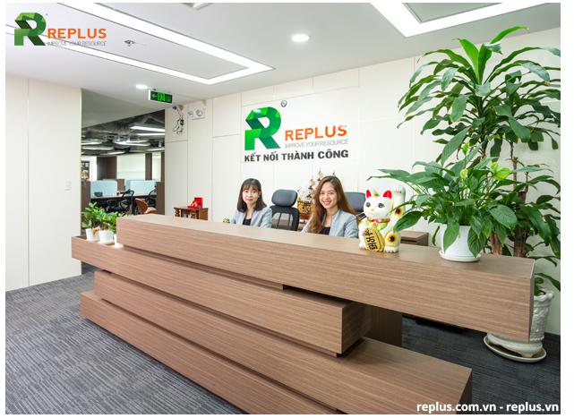 Review dịch vụ văn phòng trọn gói Replus tại TPHCM