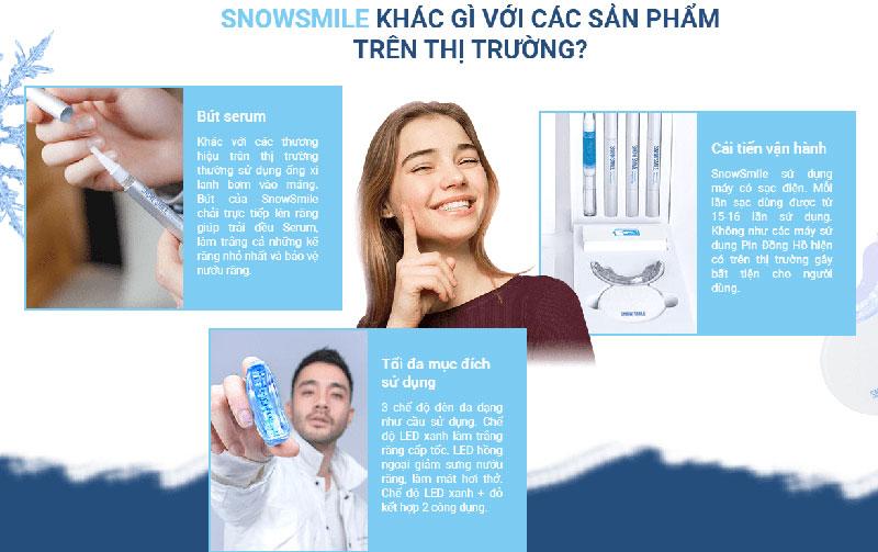Snow Smile