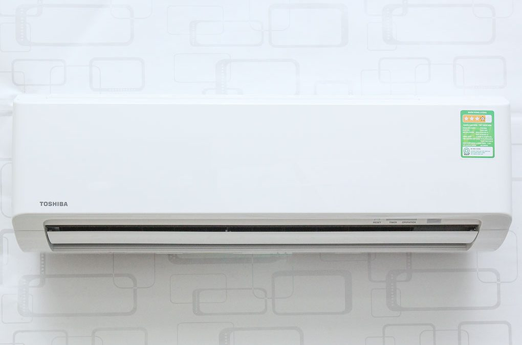 Top 5 máy lạnh Toshiba hiện đang bán chạy nhất 2020