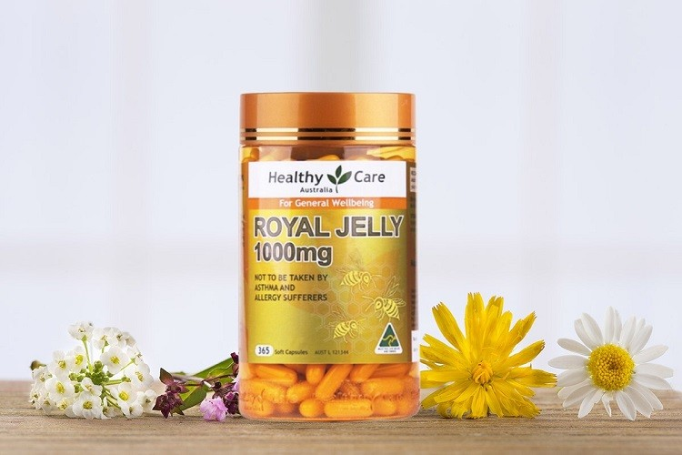 Sữa ong chúa Úc Healthy Care có thực sự tốt?